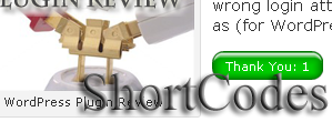 TYCB plugin shortcodes