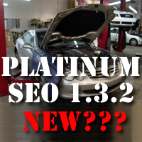 Platinum SEO 1.3.2. What's new?