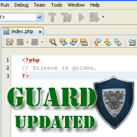 Silence is golden guard plugin is updated