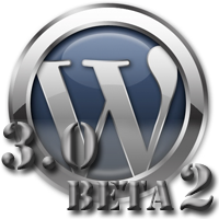 WordPress 3.0 beta 2