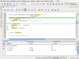 NetBeans 7.0 Beta 2 for PHP Code Editor