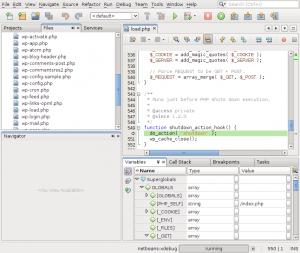 NetBeans IDE 7.0 RC2 debugger