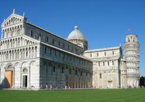 Piza Duomo Italy