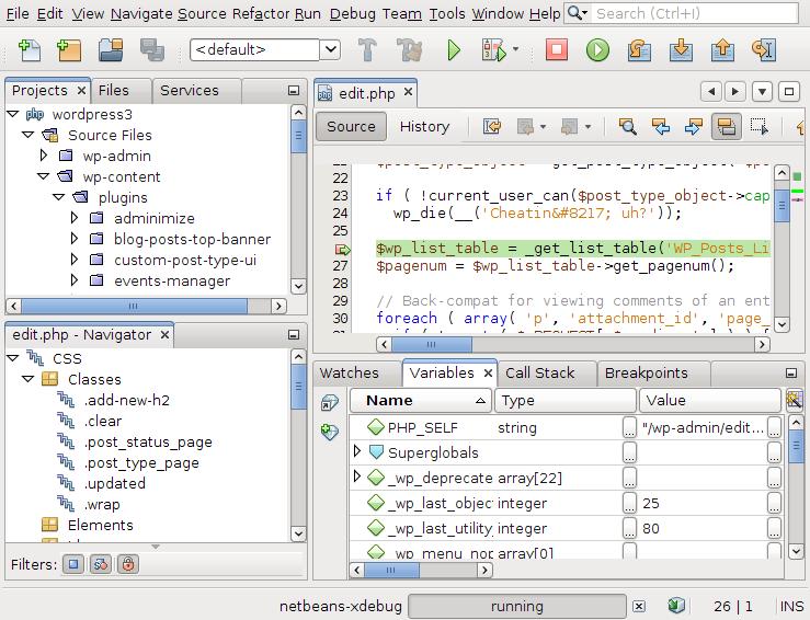 NetBeans 7.1 Beta PHP debugger