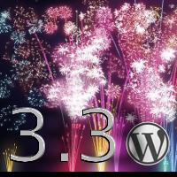 WordPress 3.3 Sonny Welcome