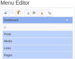 Admin Menu Editor WordPress plugin